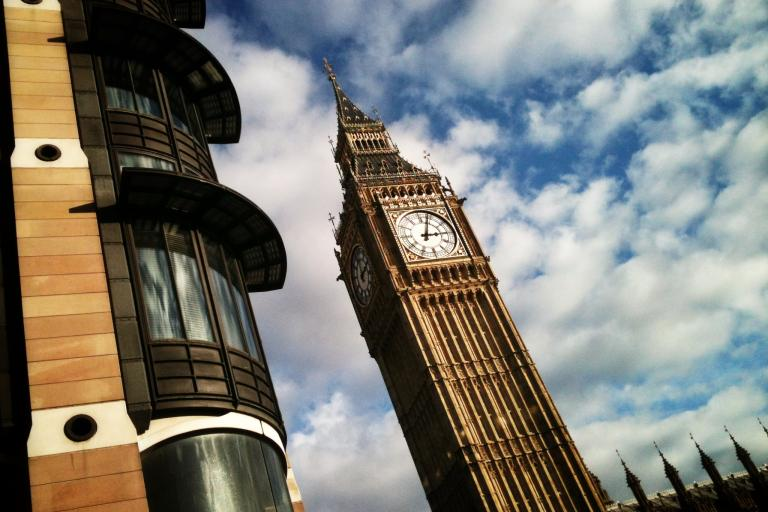 Big Ben © Simon MacMichael