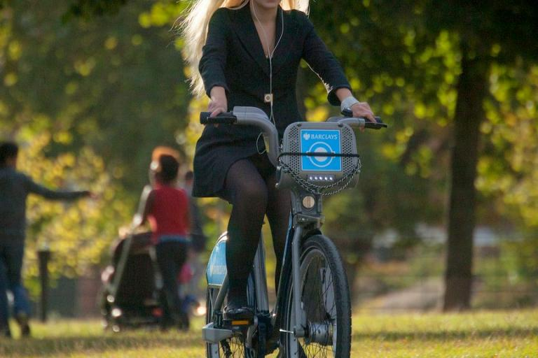 Boris Bike (creative commons license by Jack999:Flickr)