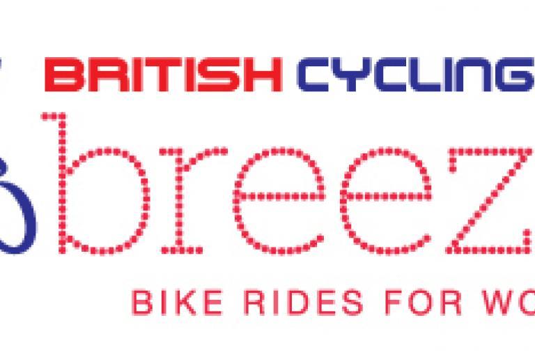 British Cycling Breeze logo