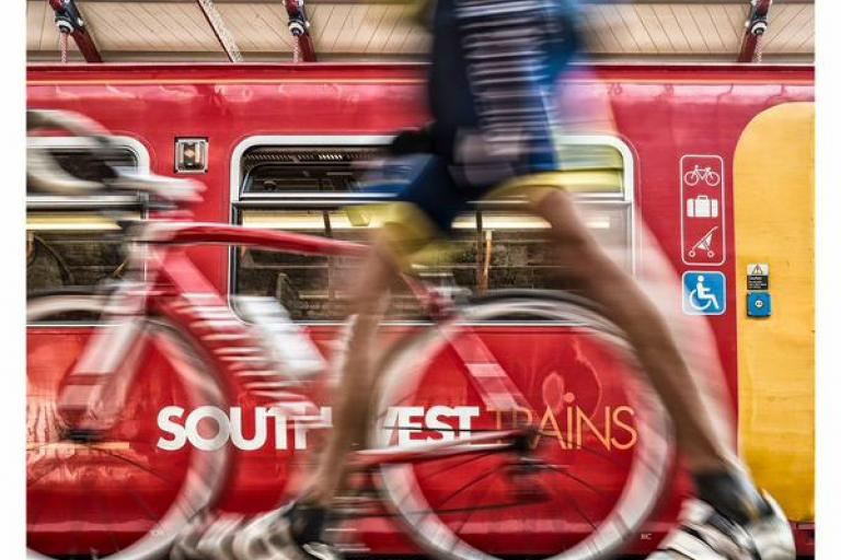 By Royal Appointment (National Cycle Rail Awards, Phil Dominey)