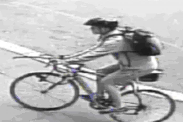 CCTV shot of Pinarello theft suspect