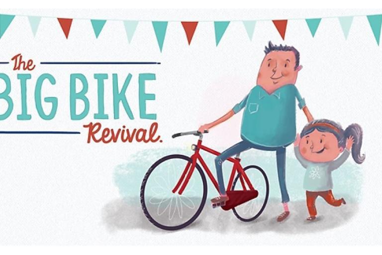 CTC Big Bike Revival logo