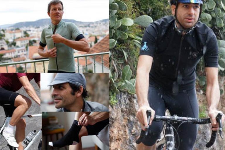 Cafe du Cycliste prize bundle