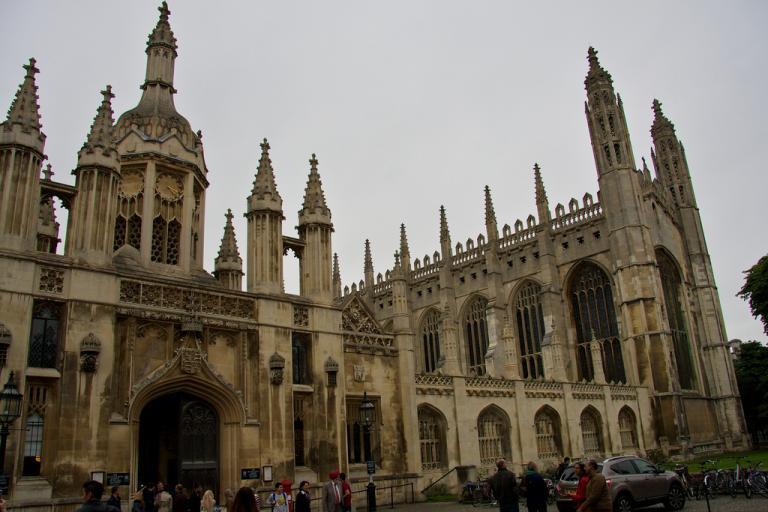 Cambridge (CC licensed by mariosp)