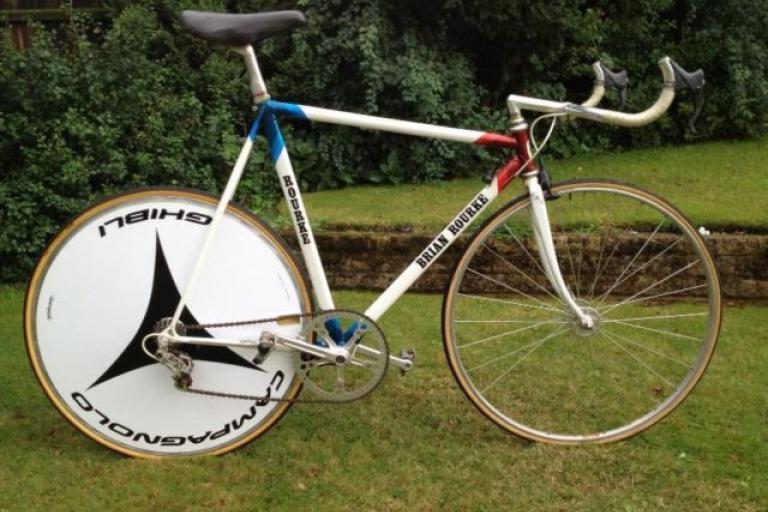 Cammish TT bike