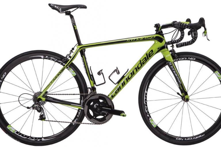 Cannondale Synapse goes greener for the classics