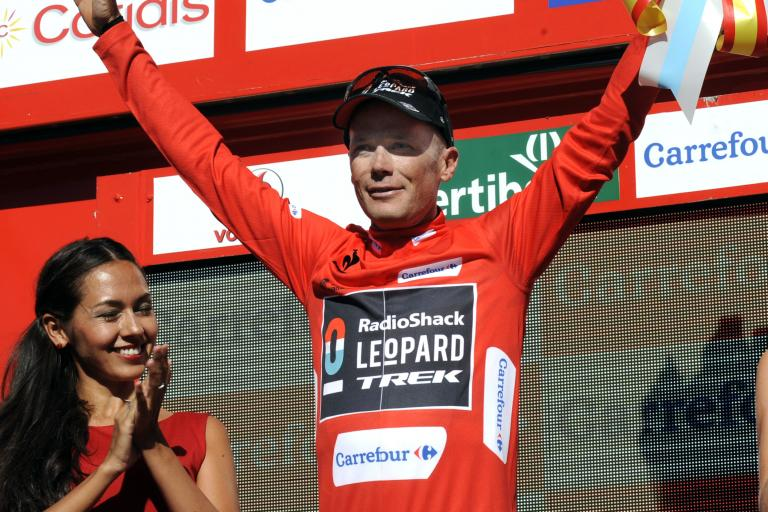 Chris Horner leads 2013 Vuelta after Stage 3 (Vuelta 2013 Unipublic:Graham Watson)