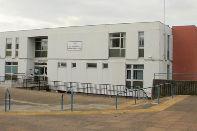 Cwmbran Magistrates Court (pic - Jaggery, Geograph.co.uk licensed under CC)