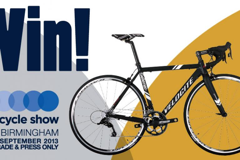 Cycle Show Velocite Selene win