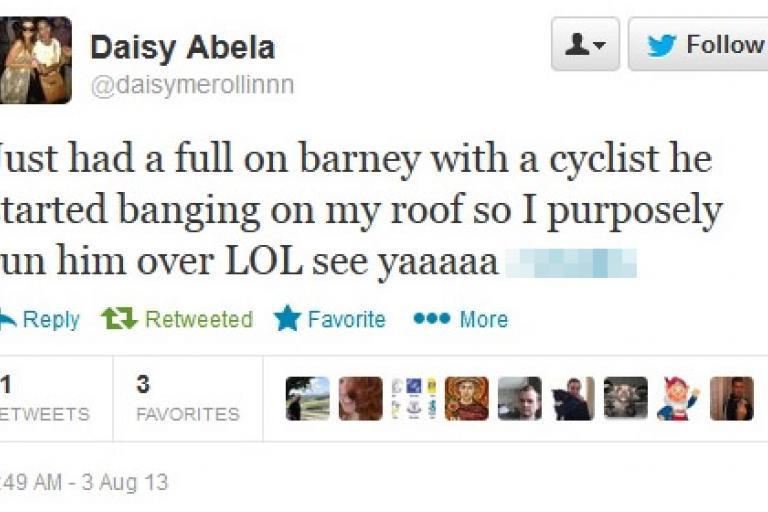 Daisy Abela tweet
