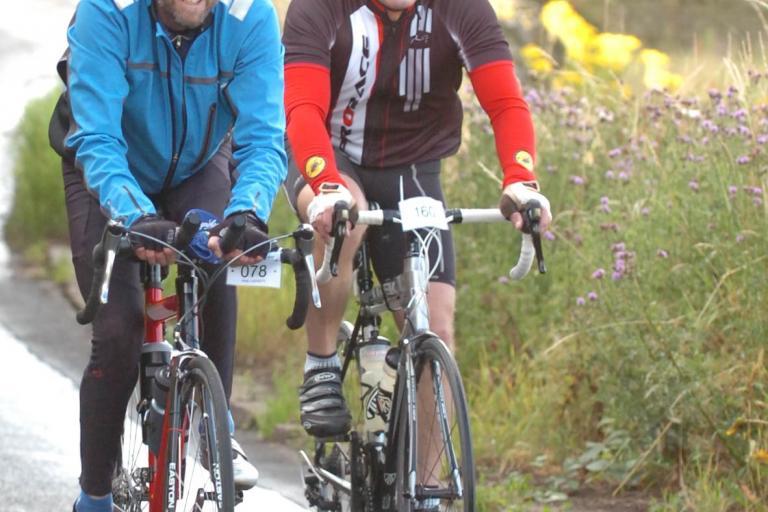 Dalby Bike Barn - road