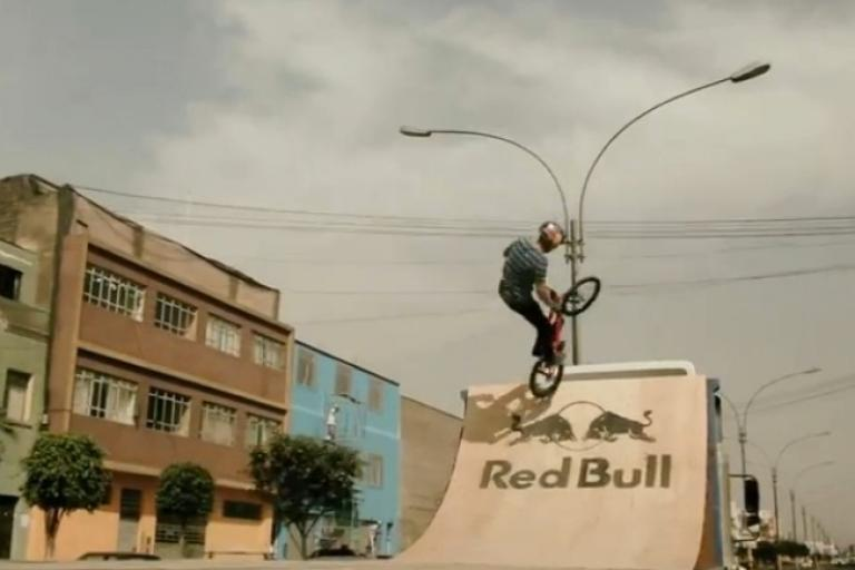 Daniel Dhers (video still from Redbull.fr)