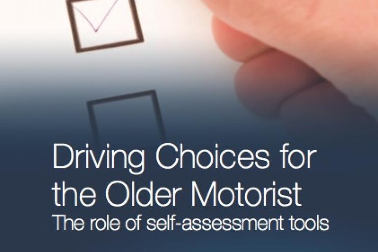 Driving Choices for the Older Motorist report cover
