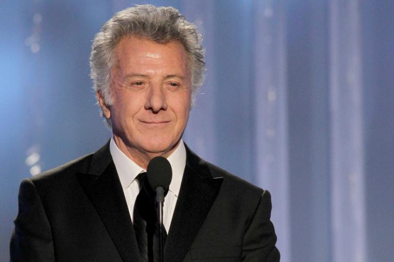 Dustin Hoffman at 2012 Golden Globes (source - NBC press photo, cropped)