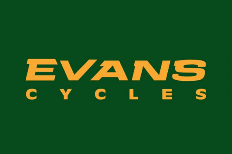 Evans Cycles logo 3x2