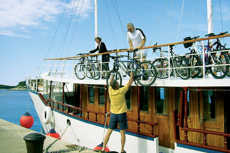 Explore Cycle Cruise Croatia