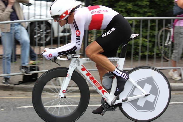 Fabian Cancellara (CC BY-NC-ND 2.0 licenced by sumofmarc:Flickr)