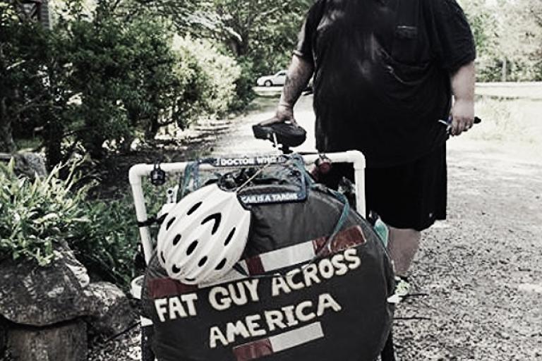 Fat Guy Across America