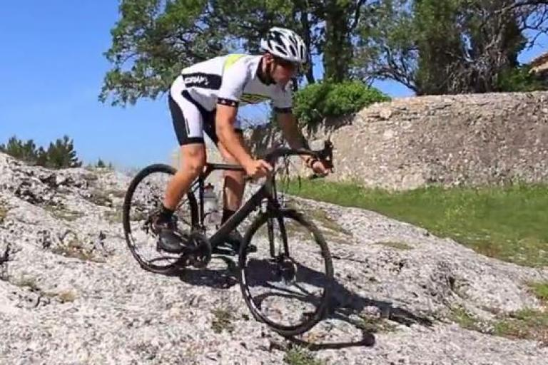GT Grade gravel bike Vimeo still
