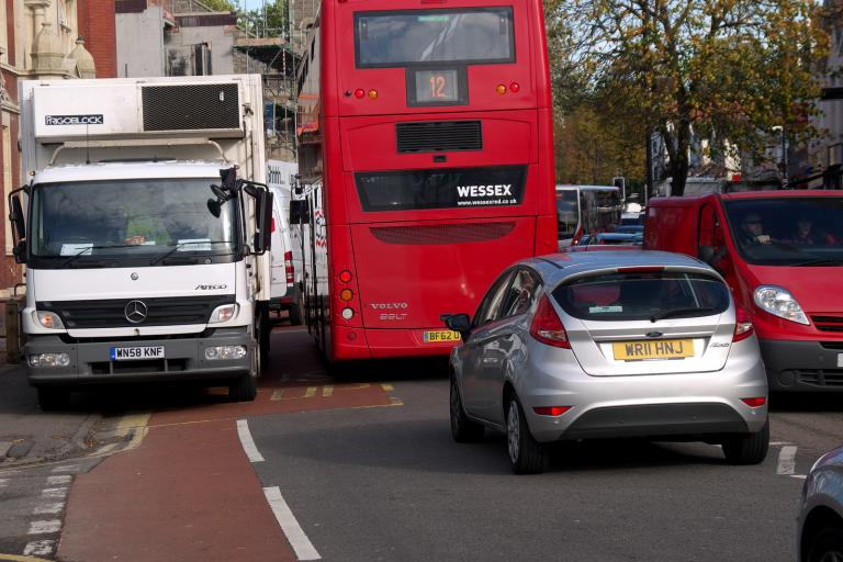 Gloucester Road (CC licensed image by samsaundersleeds:Flickr)