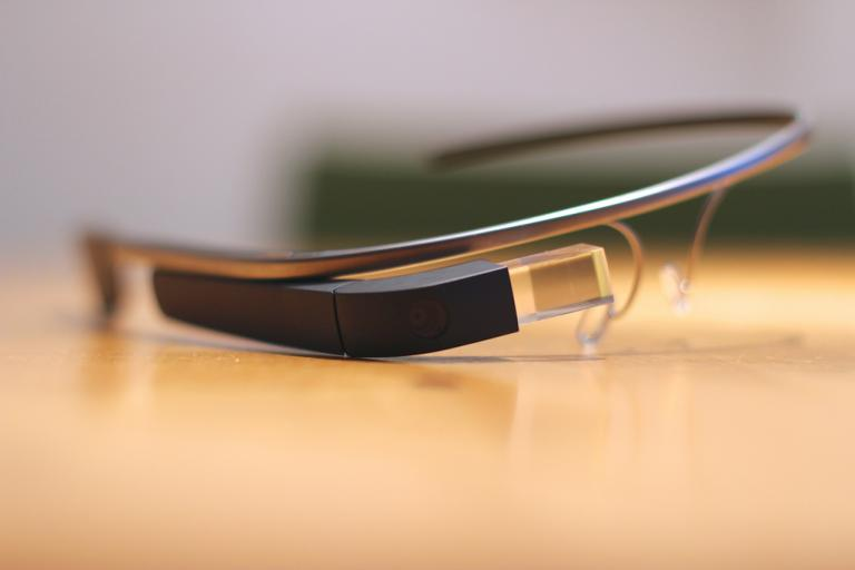 Google Glass (CC licensed by Wilbert Baan on Flickr)