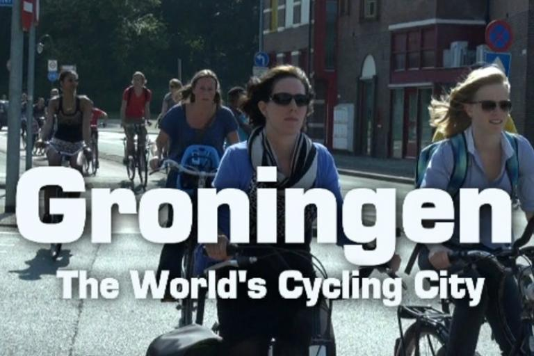 Groningen The World's Cycling City (Vimeo still from Livingstreets)