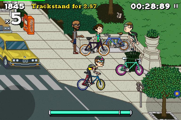 Hipster City Cycle screenshot.png