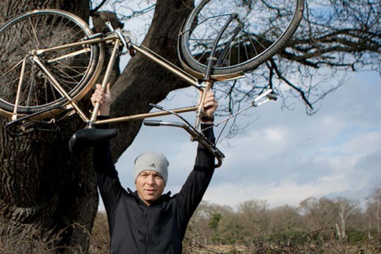 Hoy's hidden bikes