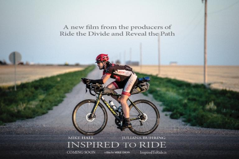 Inspired to Ride poster
