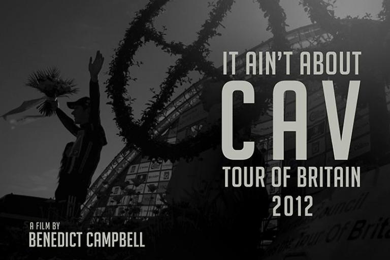It Ain't About Cav title