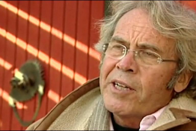 Jorgen Leth, The Commentator