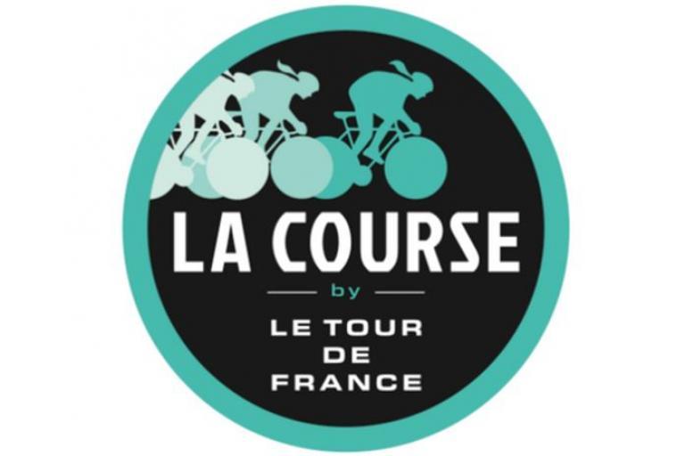 La Course by Le Tour de France logo