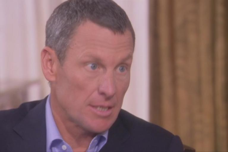 Lance Armstrong confession