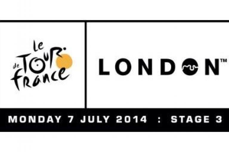 Le Tour de France London logo