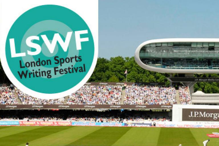 London Sport Writing Festival logo