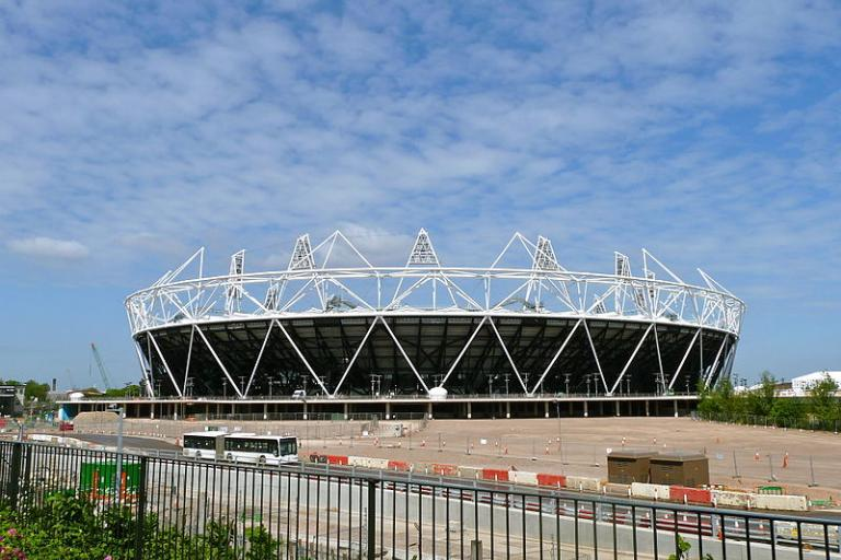 London s Olympic Stadium.jpg