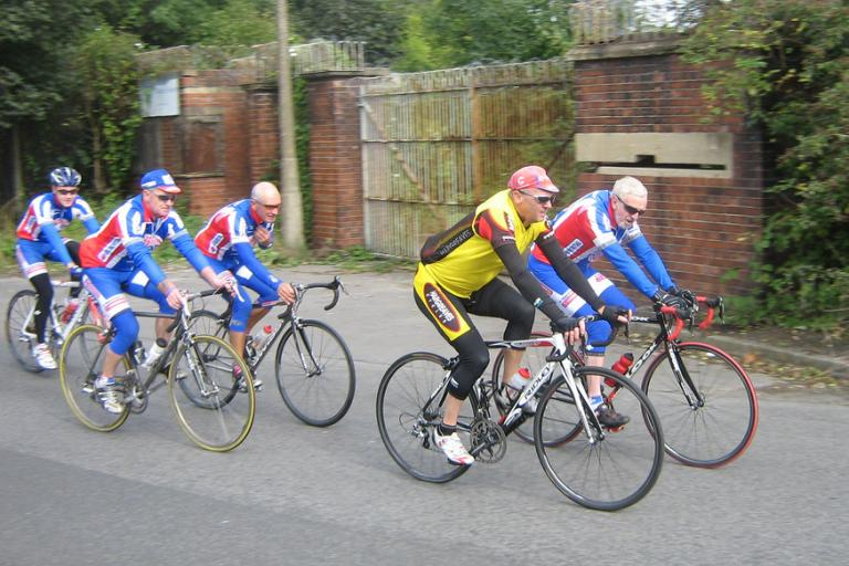 MAMILs in Leeds (CC BY-NC-ND 2.0 by 11thEarlOfMar:Flickr)