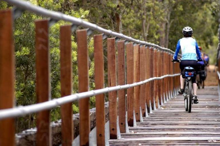Munda Biddi Trail (psource- www.mundabiddi.org)