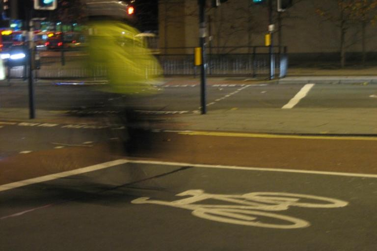 Oxford cyclist (CC licensed on Flickr by Janet McKnight)