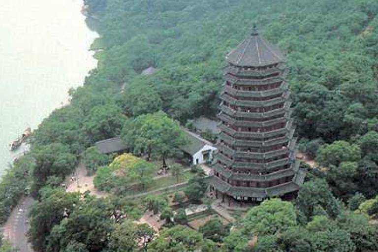 Pagoda of Six Harmonies, Hangzhou