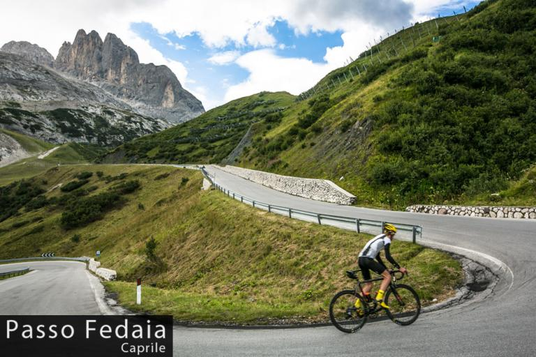 Passo Fedaia (picture credit The Col Collective)