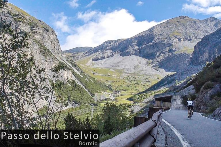 Passo dello Stelvio from Bormio (picture The Col Collective)