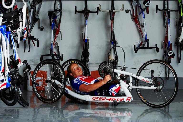 Rachel Morris ©British Cycling