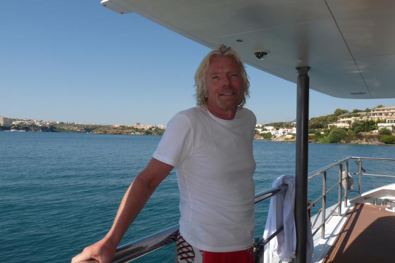 Richard Branson (c) bbcworldservice via Flickr