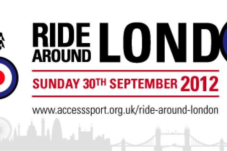 Ride Around London 2012