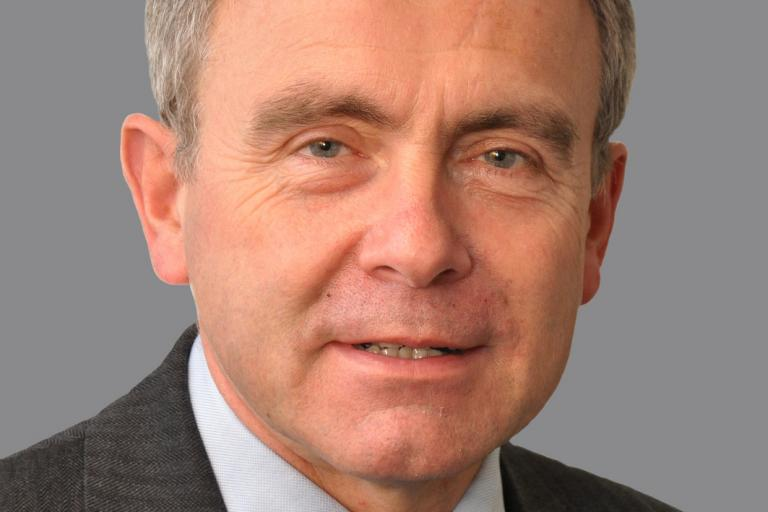 Robert Goodwill (CC licensed by Department for Transport)
