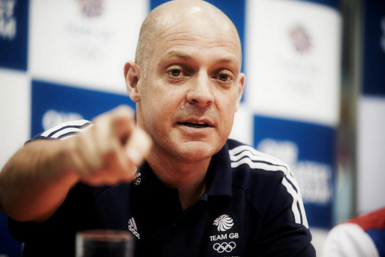 Sir Dave Brailsford (copyright Britishcycling.org.uk)