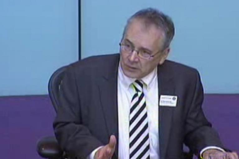 Sir Peter Hendy (GLA webcast still)
