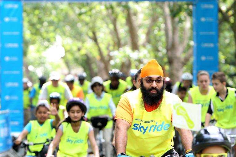 Sky Ride Barking 2011.jpg