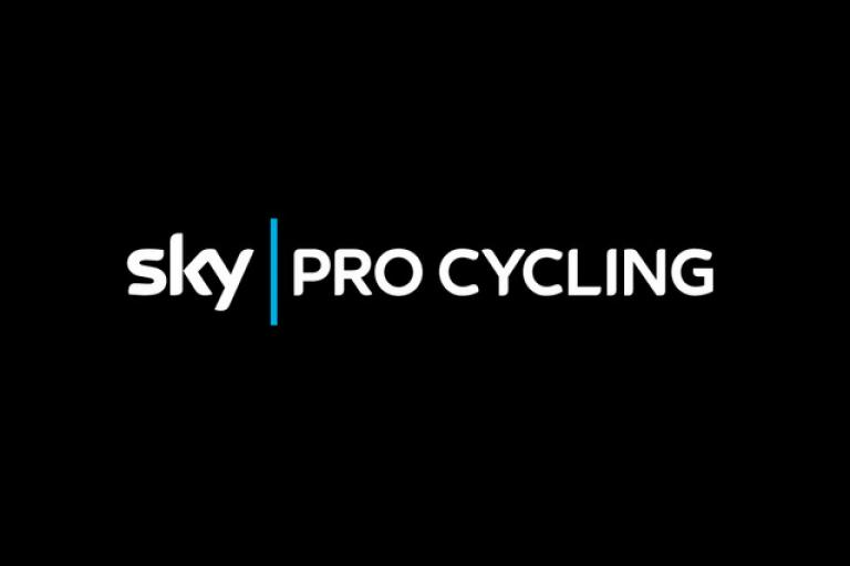 SkyProCycling logo